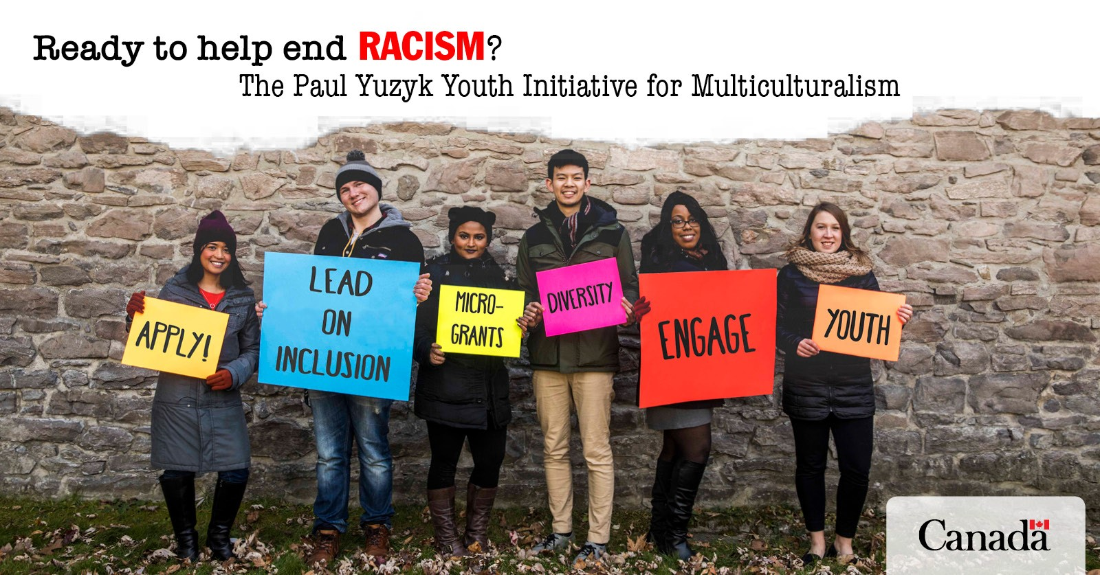Paul Yuzyk Youth Initiative for Multiculturalism