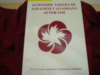 Books on Japanese Canadians and Redress