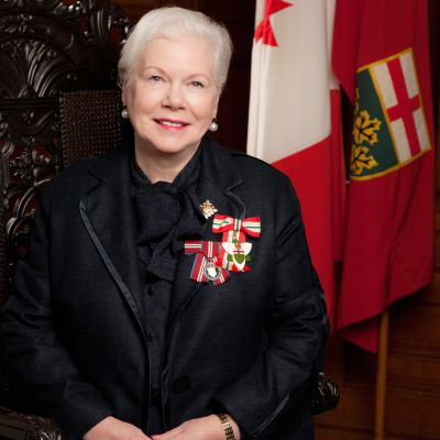 Day 2: Greetings  - Lt.Gov. Elizabeth Dowdeswell | 8:45 AM